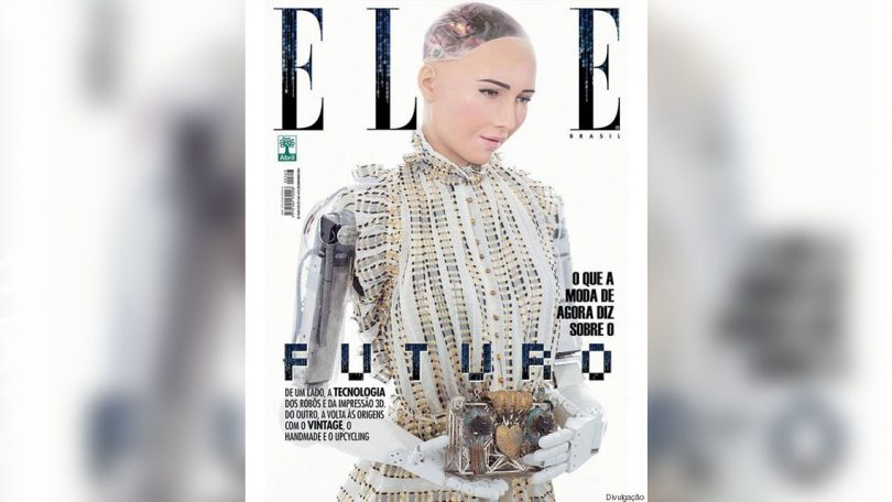 A-Robot-as-the-cover-star-of-Brazilian-ELLE-magazine-810x456